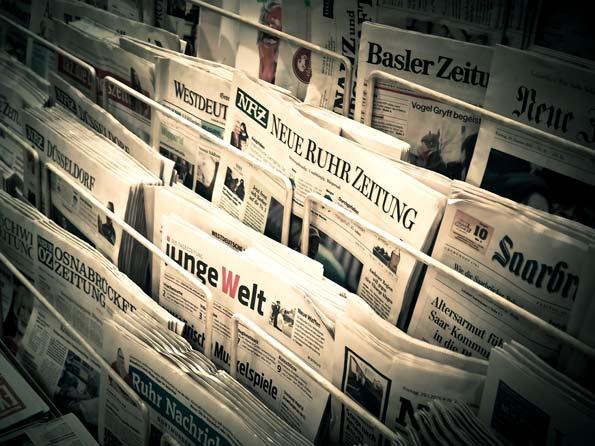 online notas de prensa periodicos
