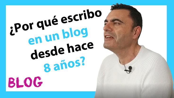 [Video] Reflexiones de ocho años como bloguero. ¿Qué he aprendido en estos casi 3.000 días?