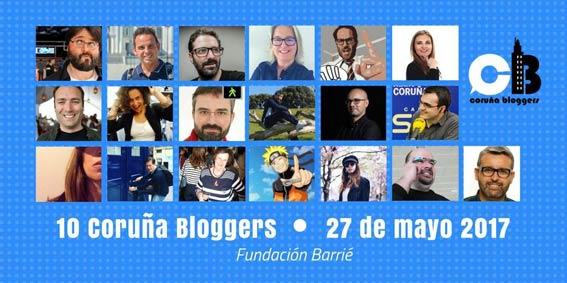 ponentes coruña bloggers como usar las redes sociales en un evento