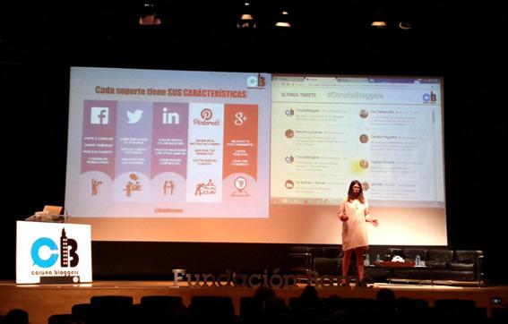 twitter facebook instagram como usar las redes sociales en un evento