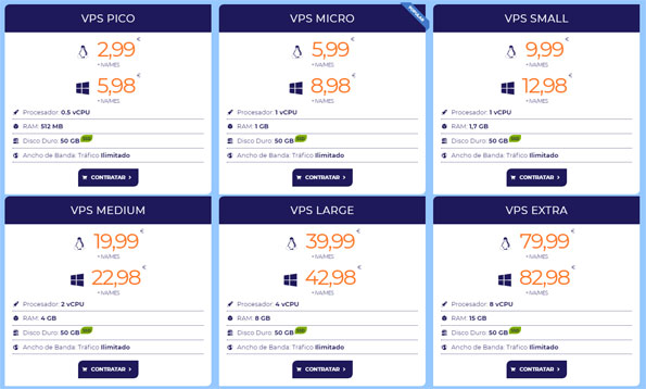 ikoula servidor privado virtual vps windows