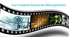 Los 5 mejores bancos de videos gratis sin derechos