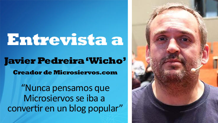"""Wicho: """"Los blogs seguirán funcionando mientras haya gente que tenga cosas que contar"""""""