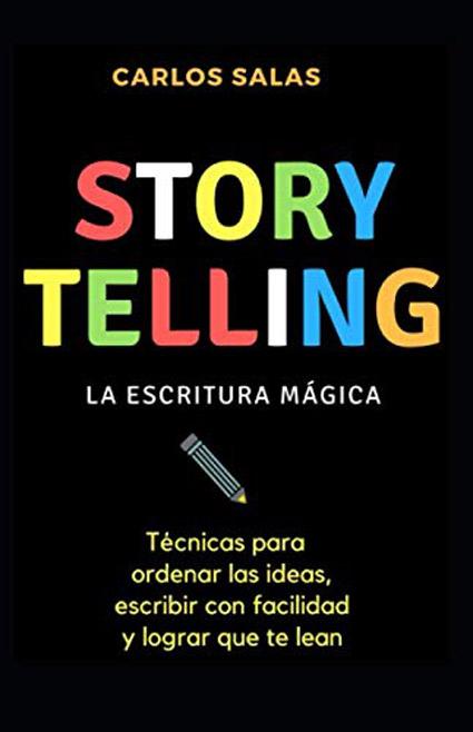 storytelling-carlos-salas libros para escribir mejor
