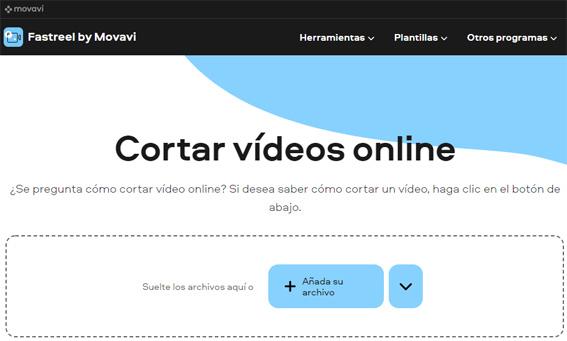 Fastreel-Cortar-vídeo-online-gratis