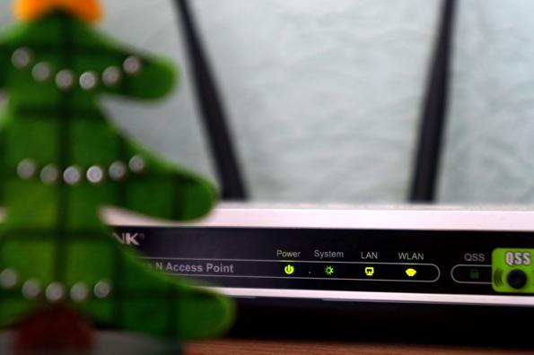 router test de velocidad