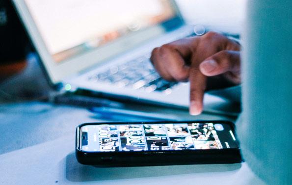 redes sociales importancia llegar primero